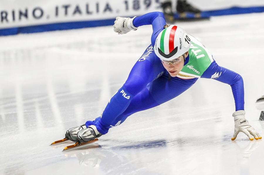 Short track, Europei 2021: Italia femminile competitiva anche senza Arianna Fontana. Martina Valcepina la punta