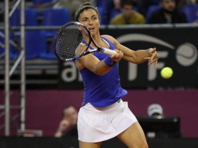Tennis, Sara Errani supera il primo turno al WTA 125K di Newport Beach. Battuta la messicana Marcela Zacarias in due set