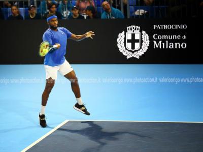 Tennis, Next Gen ATP Finals 2019: Tiafoe-Ymer vale la semifinale, tutto aperto nel gruppo A. Sinner già qualificato