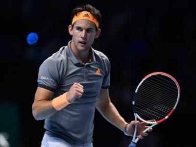 Tennis, ATP Finals 2019: Dominic Thiem in finale! Battuto Zverev in due set