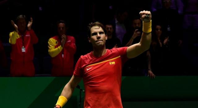 Tennis, Coppa Davis 2019: Spagna e Australia si qualificano per i quarti di finale