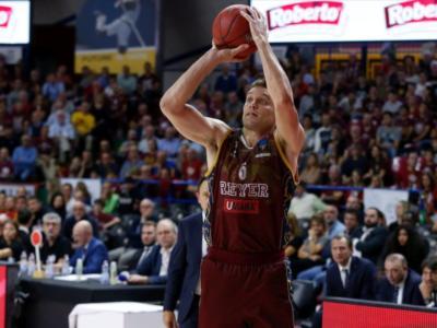 LIVE Venezia-Trento 79-69, Basket Serie A 2019-2020 in DIRETTA: la Reyer vince con un grande secondo tempo