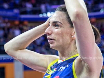 Volley, Conegliano: stop di un mese per Raphaela Folie