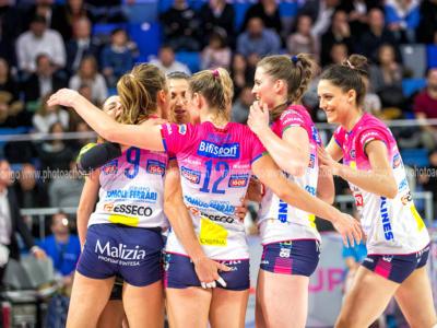 Khimik Yuzhny-Novara oggi in tv, Champions League volley femminile: orario, programma, streaming