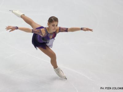 Pattinaggio artistico, lo strano caso di Alena Kostornaia: la russa deve recuperare il triplo axel per essere competitiva