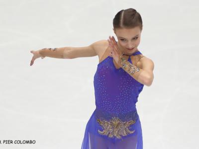 Pattinaggio artistico: Anna Shcherbakova si porta al comando dopo lo short ai Nazionali Russi. Kolyada trionfa in campo maschile