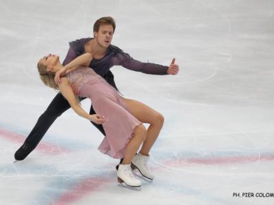 Pattinaggio di figura: Sinitsina-Katsalapov dominano la rhythm dance alla Rostelecom Cup 2020, seguono Zagorski-Guerreiro