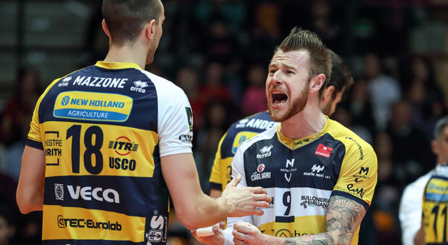 Perugia-Modena in tv oggi: orario, programma, streaming semifinale Coppa Italia volley 2020