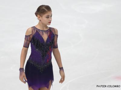 Pattinaggio artistico, anche Alena Kostornaia alza bandiera bianca. Sarà assente ai Campionati Nazionali
