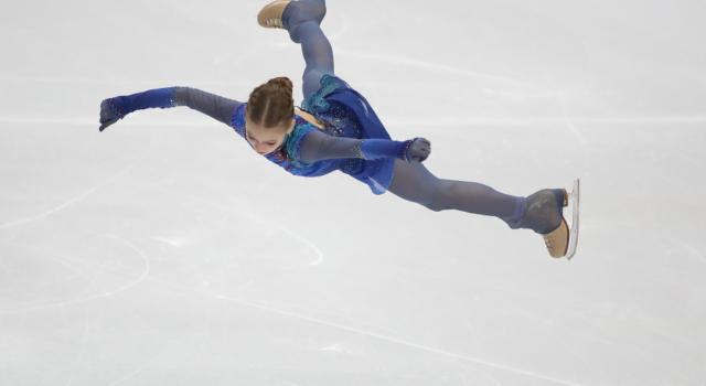 Pattinaggio artistico: Alexandra Trusova batte Alena Kostornaia e vince la quarta tappa della Coppa Di Russia 2020