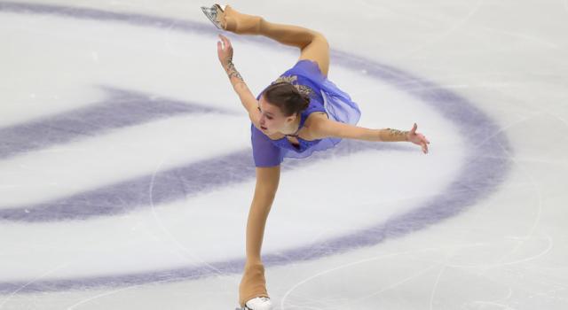 Pattinaggio artistico: Anna Shcherbakova non parteciperà alla Rostelecom Cup