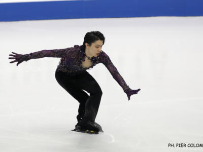 Pattinaggio artistico, Yuzuru Hanyu domina lo short registrando il nuovo record del mondo ai Four Continents 2020, secondo Jin
