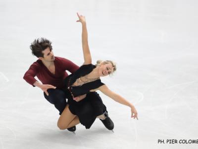 Pattinaggio di figura: Hubbell-Donohue in testa dopo la rhythm dance a Skate America, seguono Hawayek-Baker