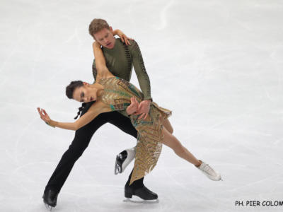 Pattinaggio di figura, Chock-Bates trionfano nella danza sul ghiaccio ai Four Continents 2020, secondi Gilles-Poirier
