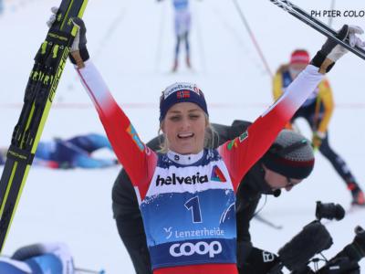 Sci di fondo, Coppa del Mondo Trondheim 2020: Therese Johaug cerca il record di vittorie