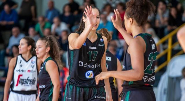 Basket femminile, Serie A 2019-2020: Broni batte anche Palermo, San Martino di Lupari vince a Torino
