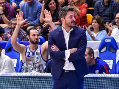 Basket, Champions League 2020: la Dinamo Sassari è rimasta in Spagna. Possibile ancora la partita con Burgos