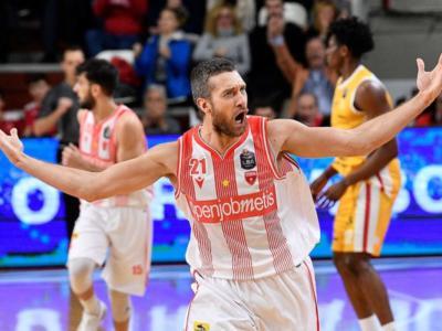 Basket, i migliori italiani della 13a giornata di Serie A. Nella notte di Giancarlo Ferrero brilla anche Michele Vitali