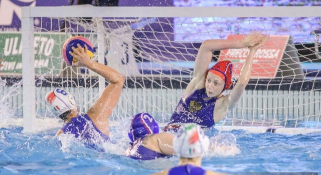 Italia-Russia oggi in tv: orario d'inizio, streaming e programma Europei pallanuoto femminile 2020