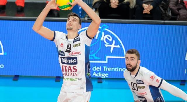 LIVE Trento-Budejovice 3-0 in DIRETTA: Giannelli e compagni convincono e volano al secondo posto del gruppo D!