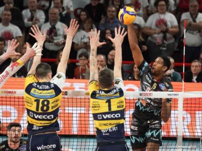 LIVE Perugia-Modena 3-0, Coppa Italia 2020 in DIRETTA: vittoria di carattere per la Sir, che vola in finale!