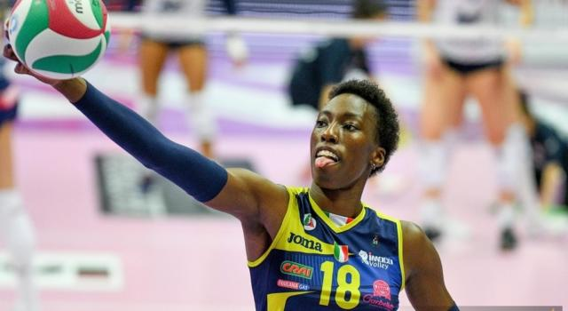 Volley femminile, Serie A1: sesta giornata. Egonu trascina Conegliano, Scandicci risponde. Trento ko a Firenze