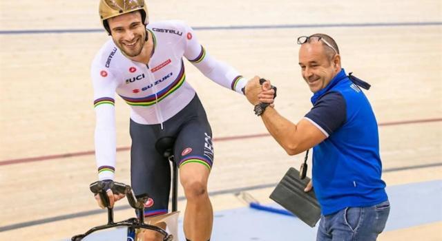 """Ciclismo su pista, Marco Villa: """"Scelte difficili per le Olimpiadi. Ganna ci deve provare. Velocità? Problema culturale"""""""