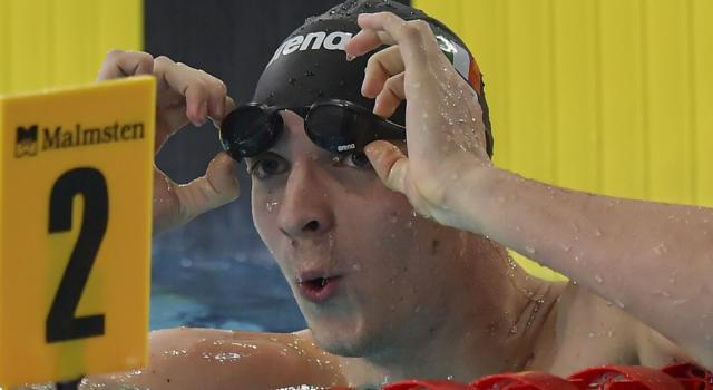 Nuoto, Alessandro Miressi protagonista di un fumetto per spiegare le nuove regole in piscina