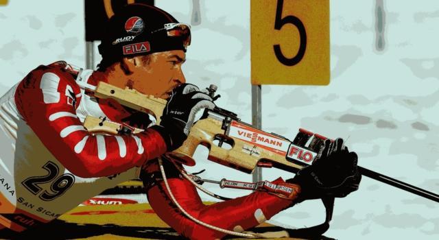 """""""Il biathlon italiano ha 5 uomini potenzialmente da top ten. È un fatto eccezionale!"""" 'Bersaglio Mobile' con Renè Laurent Vuillermoz"""