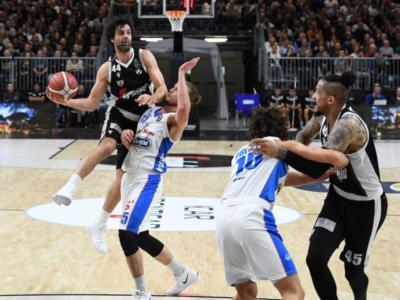 LIVE Virtus Bologna-Cantù, Serie A basket 2019-2020 in DIRETTA: 89-70, Teodosic e Weems trascinano le V nere al decimo successo in fila
