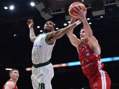 Basket: ufficiale l'approdo di Keifer Sykes a Milano, per Trieste c'è Deron Washington