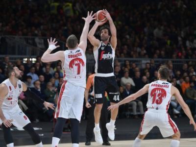 Basket, Serie A 2019-2020: il derby d'Italia è della Virtus Bologna, Olimpia Milano sconfitta per 83-70