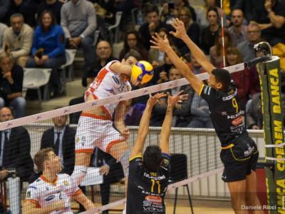 """Volley, i migliori italiani della 10. giornata di Superlega. Lavia e Kooy: exploit """"olimpici"""". Zaytsev non sbaglia un colpo"""