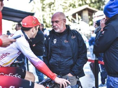 """Ciclismo, Roberto Damiani: """"La politica non tutela la sicurezza dei corridori. Viviani una ciliegina per la Cofidis"""""""