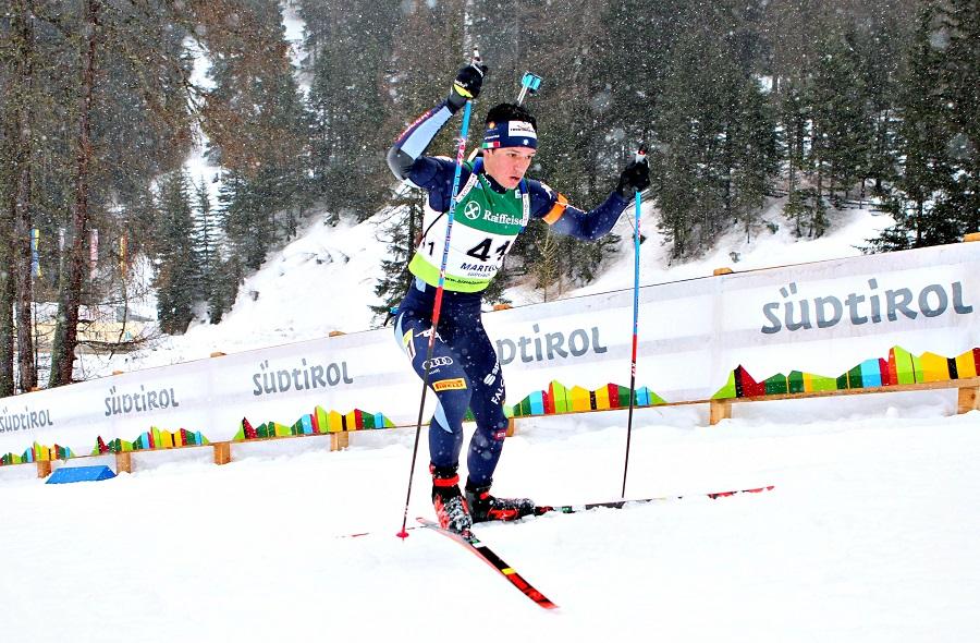 Biathlon |  Didier Bionaz e Tommaso Giacomel |  licenza di stupire