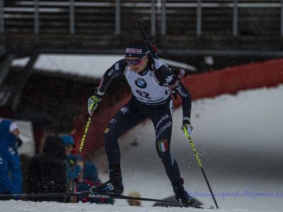 Biathlon, IBU Cup Val Martello 2020: Didier Bionaz e Nicole Gontier in top ten negli inseguimenti odierni