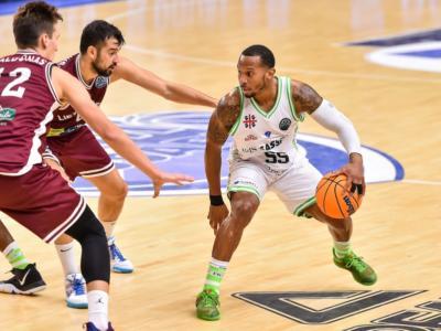LIVE Lietkabelis-Dinamo Sassari 82-86, Champions League basket in DIRETTA: i sardi conquistano un prezioso successo