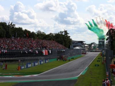 F1, in crescita il numero degli spettatori nel 2019, Monza sbanca con 200.000 presenze!