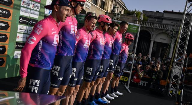 Ciclismo, la formazione e la rosa 2020 della EF Education First: Higuita, la nuova stella della Colombia. Occhi puntati sulle classiche con Bettiol. Woods mina vagante