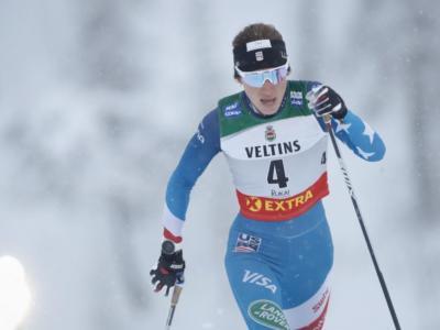 Sci di fondo, Sophie Caldwell primeggia nelle qualificazioni della sprint di Lenzerheide al Tour de Ski 2020. Decima Greta Laurent