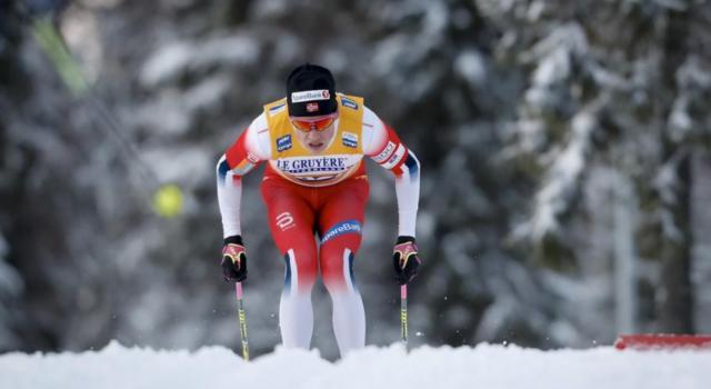 Sci di fondo, Coppa del Mondo Davos 2019: nelle qualificazioni della sprint tl Federico Pellegrino, quarto, batte Johannes Klaebo