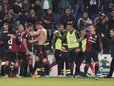 Calcio, Serie A 2019-2020, 14a giornata: spettacolare rimonta del Cagliari, Sampdoria sconfitta 4-3 in pieno recupero