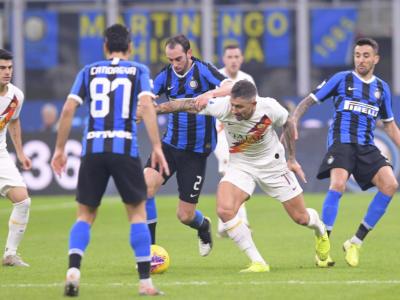 VIDEO Inter-Roma 0-0, Highlights e sintesi: miracolo di Mirante su Vecino, i nerazzurri pareggiano in casa