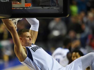 NBA 2020-2021, la stella dei Dallas Mavericks Kristaps Porzingis dovrebbe tornare in campo a gennaio