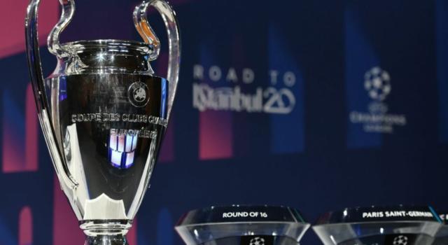 Calcio, rinviati ufficialmente gli ottavi di finale di Champions League ed Europa League