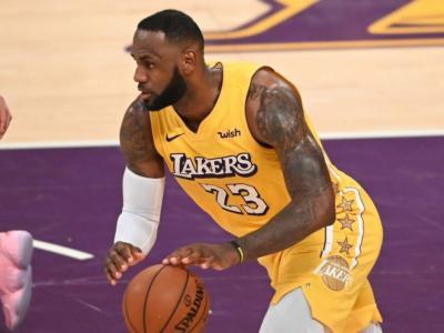 NBA 2020, i risultati della notte (24 gennaio): i Lakers vincono a Brooklyn con una tripla doppia di Lebron