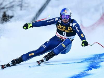 Sci alpino, Dominik Paris è terzo nella prima prova a Wengen 2020. Guida Caviezel, ottimi Casse e Marsaglia