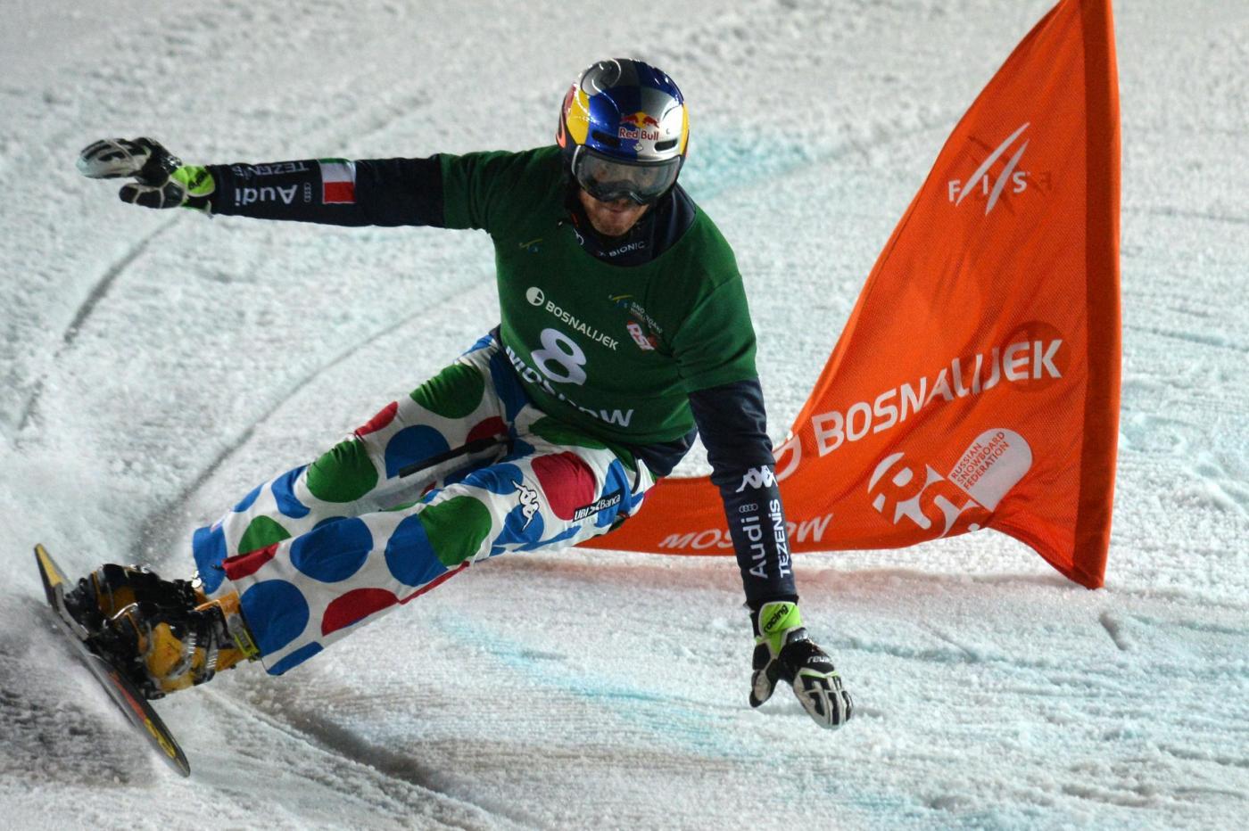Snowboard, i convocati dell'Italia del team di parallelo per il raduno al ghiacciaio del Passo dello Stelvio