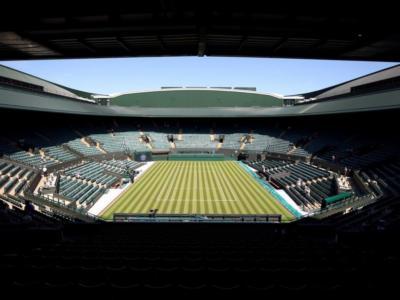 Wimbledon non avrà una copertura assicurativa per la pandemia nel 2021