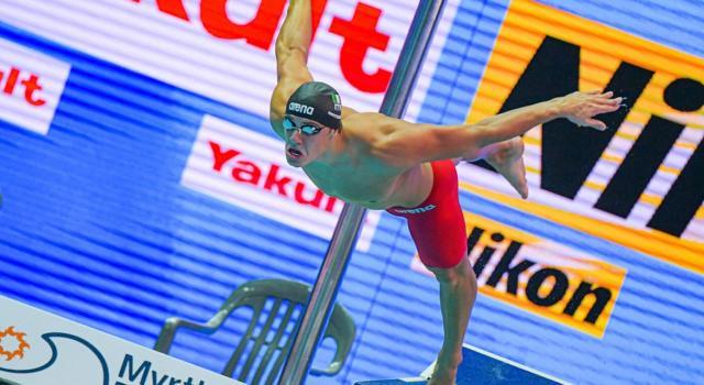 Nuoto, bentornato Nicolò Martinenghi! L'Italia ritrova un grande talento della rana